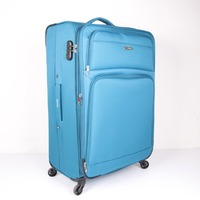 Stock 600D Polyester 3pcs Trolley Luggage