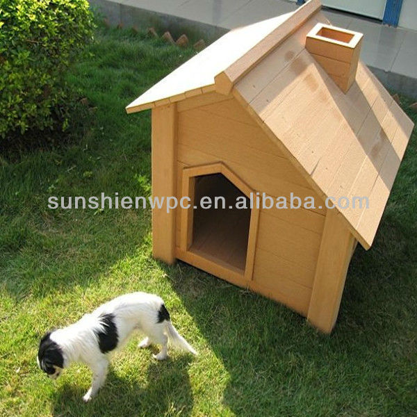 popular wooden dog cage and house / 2013 hot sale pet cage