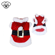 New costume clothes Christmas pet winter coat for dog cat clothing