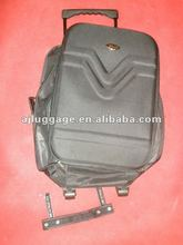 "20"" foldable trolley luggage 600D promotional"