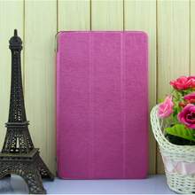 Cheap wholesale Folding pu leather magnet close cover stand case for samsung galaxy tab 2 10.1