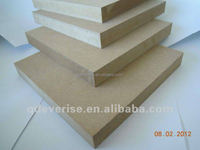 8mm , 10mm fire rated mdf board guangdong price