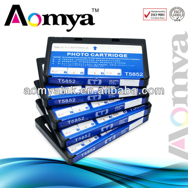 Hot! Aomya Compatible ink cartridge T5852 for Epson PictureMate PM210 PM250 PM270 PM215 PM235 PM310 PM245 T5852 for Epson