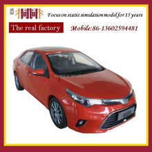 Diecast miniature kids cars model toy vehicle factory for sale