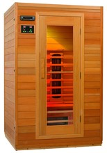 solar far infrared sauna for home