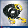 G80 two legs alloy steel lifting chain slings