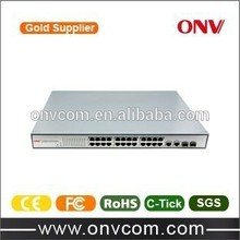 24 port network switch OEM factory