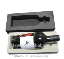 Sweet red wine box for bottle packing