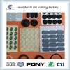 die cut head advanced silicone gasket material rubber product