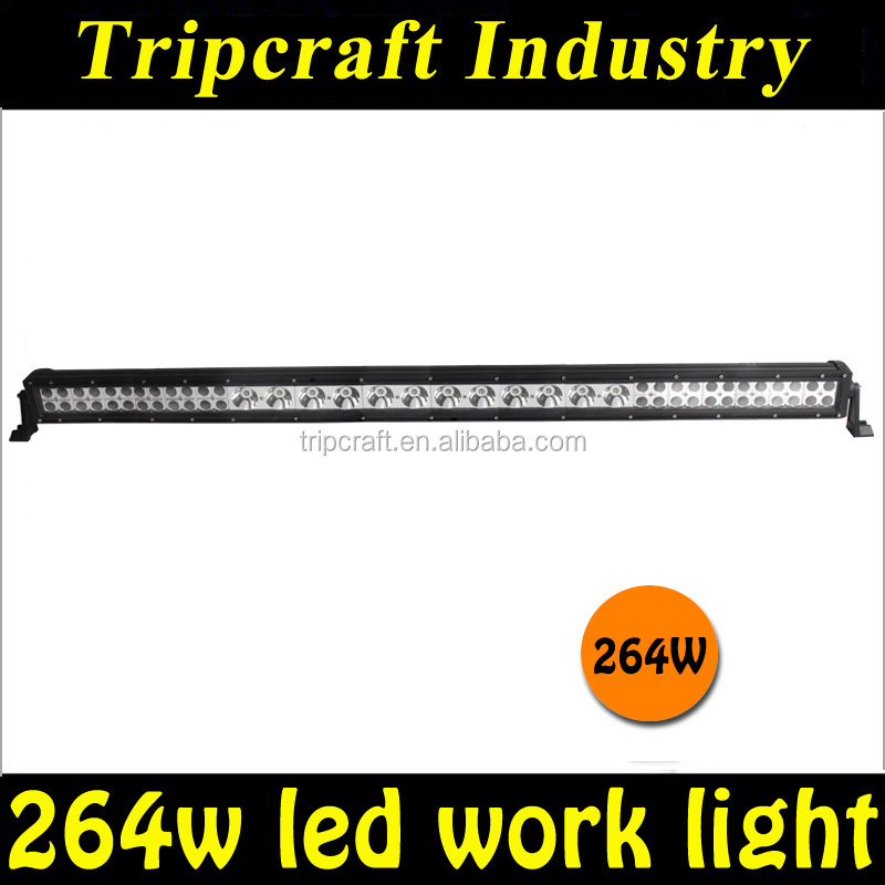 NEW ARRIVAL 12V LED Bar Light ,264W LED Bar Light for ATV ,SUV,Trucks ,SXS Off Road Vehicles