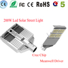 UL Listed 200w 240w Solar LED Panel High quality LED Street Lights