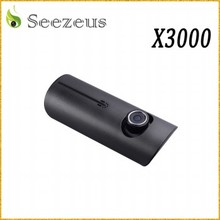 Seezeus dashcam 2.7 inch X3000 car security hidden dual dash camera loop record dvr