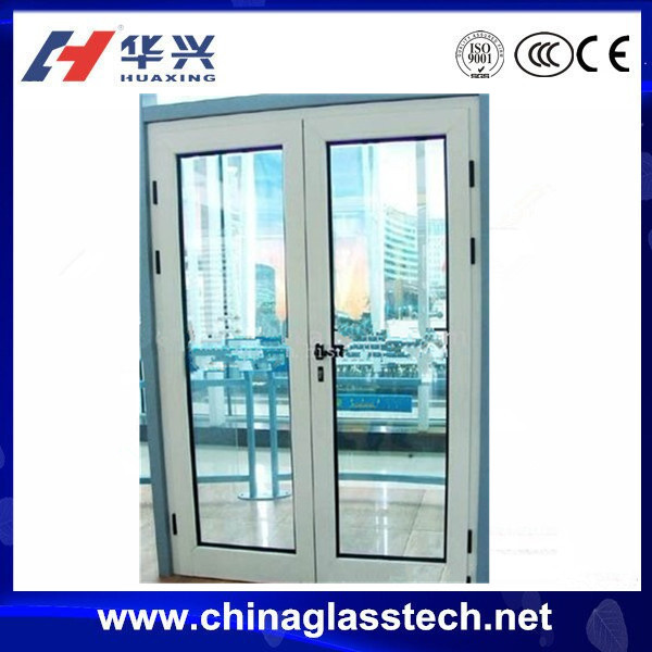CCC/CE/ISO9001 aluminium alloy french door glass inserts