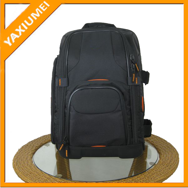 new DSLR backpack branded camera bag