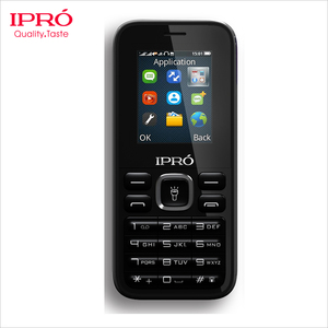 ipro ce certificate most popular 2.4 screen new arrival cell phone
