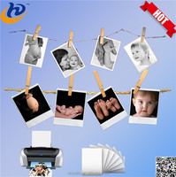 HOT SALE! Cheap 90gsm~300gsm Inkjet High glossy /Matte /Double side glossy/semi glossy /Rc photo paper