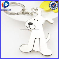 Popular key Metal Craft Cute Movie Dog Keyings