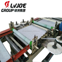 Double Side Laminated Plaster Ceiling Board Production Line Price