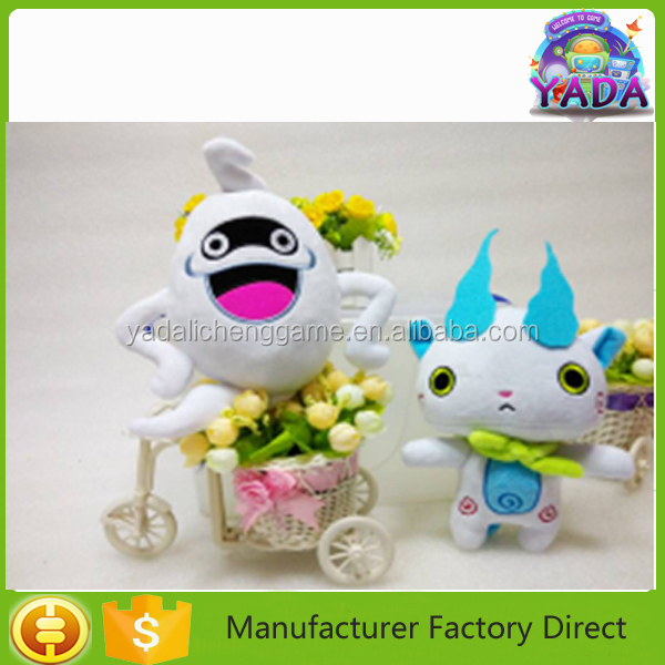 Funny monster stuffed plush gift toy doll with CE