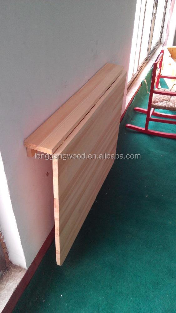 Ribaltare muro tavolo montaggio a parete tavolo for Tavolo pieghevole a muro