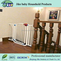 NEW Extra-Wide Walk-Thru Baby Pet Dog Gate