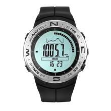 Multifunction Unisex Wrist For Outdoors Sport Watches Altimeter Barometer Compass Digital Watch
