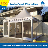 Low cost large wedding marquee tent