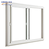 2018 friendly aluminum sliding window with easy cleaning