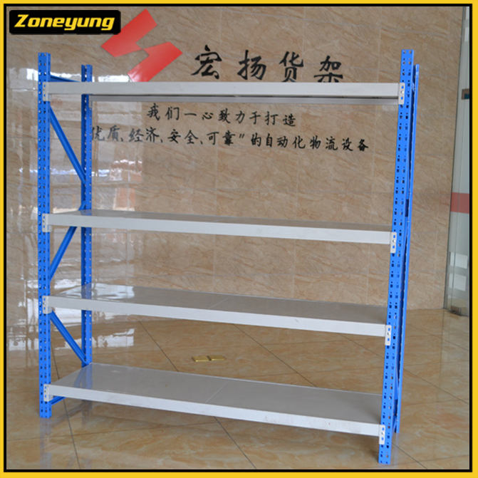 Hot Sales Factory price medium duty warehouse supermarket shelving