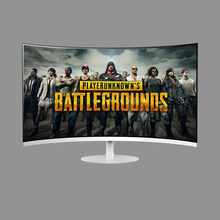 27 Inch HD led panel curved gaming pc monitor 144hz