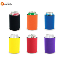 Foldable Can Holder Promotional Can Cooler Sleeve For Sale