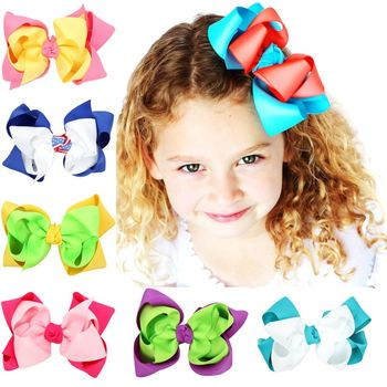 Double Bow Knot Girl Hair Accessories Headdress Hair Clip Hairpin