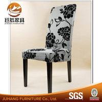 flower fabric wholesale banquet chair for hotel