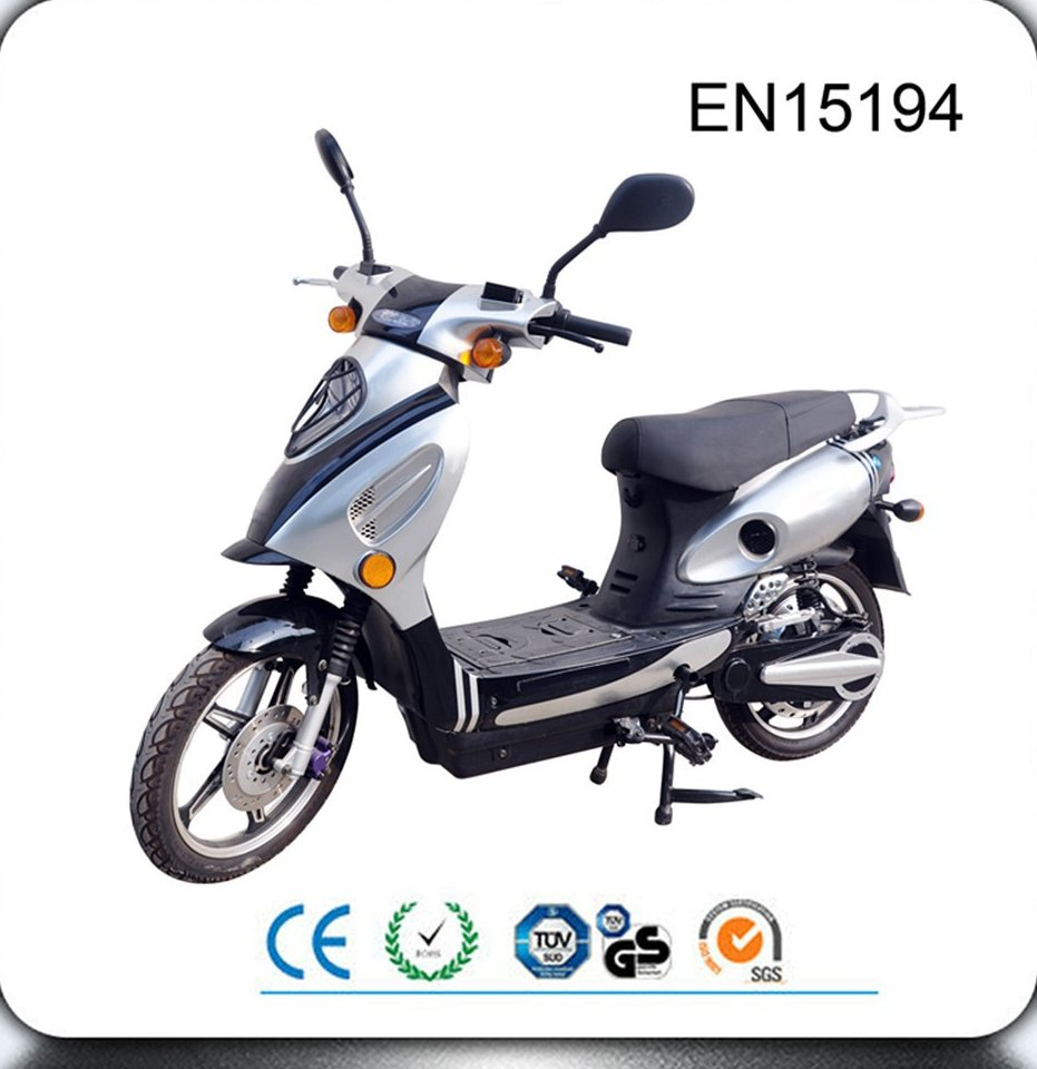 Hot sales CE pedal asisstant electric scooter adult electric motorcycle