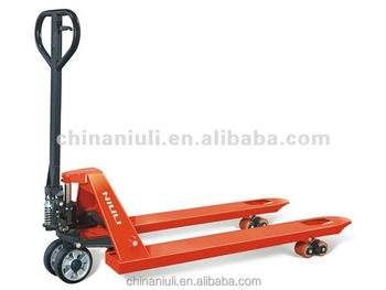 (NIULI) China Hot Sale DF 2-3 ton hand pallet truck,hand pallet jack with CE and ISO Certificate