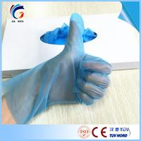 On time ETD Food handing service color disposable medical tpe glove