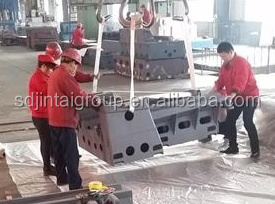 Machinery parts casting Gray Iron 250 cast in customized China Gold suppiler Jintai Foundry