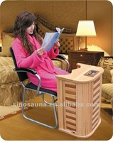 2016 South Korea Electric Far Infrared Foot Sauna Barrel (CE/RoSH/ISO)
