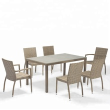 poly rattan garden outdoor furniture