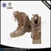 Desert Camouflage Tactical Airsoft Boots Outdoor Combat Hunting Climbing Boots with Zipper