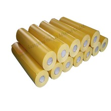 Strong Glue Glass Carve Protective Acrylic Compound PVC insulating Film With Good Anti-impulse Long Roll