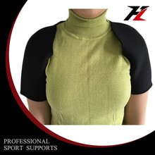 Hot sale neoprene double shoulder Support sports shoulder protector