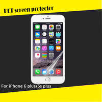 Classic HD clear screen protector for iphone 6s plus high quality HD clear screen cover/guard/foils/film