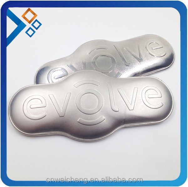 Custom made metal car grille emblems