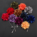 Latest brooch design flower brooch lot for wedding invitations