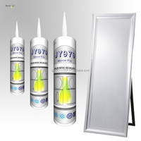 jy 979 mp1 caulk adhesive sealant and tyre sealant for mirrior rubber silicone