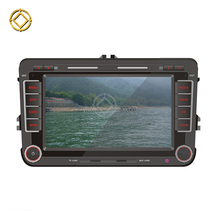 2G Quad core Android 7.0 GPS navigation For VW Seat Ibiza 2009- 2014 Headunit Car DVD Player Tape Recorder