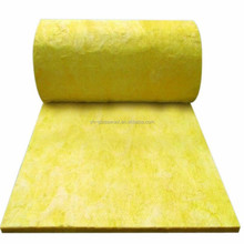 China manufacturer heat insulation loose glass wool building materials roof wall thermal insulation