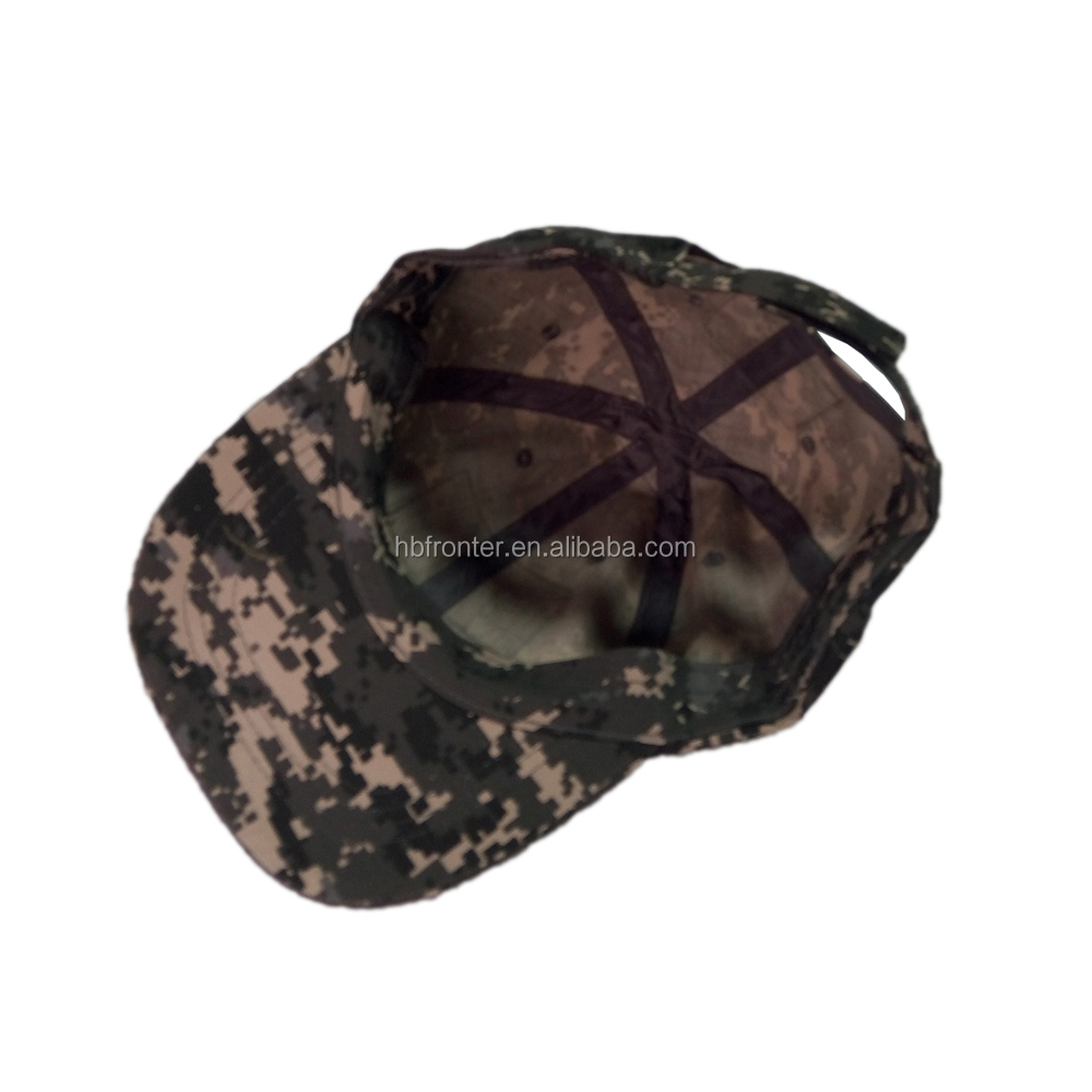 Factory wholesale cheap price military baseball cap outdoor hat