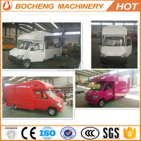 4.0kw Electric Food Truck made in China
